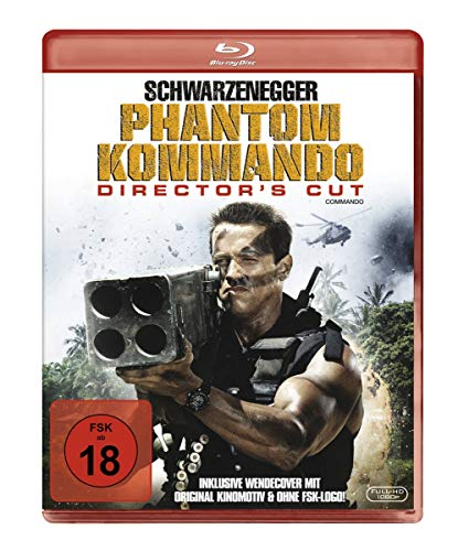 Phantom Kommando [Blu-ray] [Director\'s Cut]