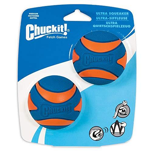 Carmex Chuckit. Ultra Squeaker-Ball für Hunde