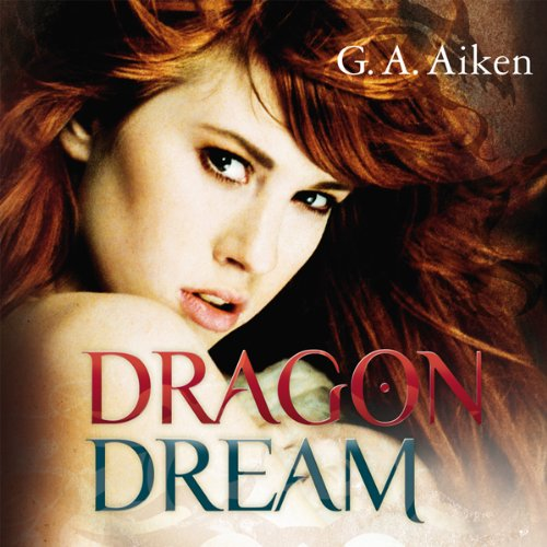 Dragon Dream audiobook cover art