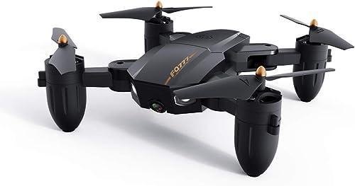 WQGNMJZ FQ777 FQ36 Plegable Drone Remoto Drone 200W HD Píxeles Cámara WiFi Antena De Altura Fija Control Remoto Aviones