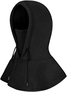 Hat Fashion Cape Design Winter Warm Thick Ski Balaclava Windproof Hunting Trooper Hat With Ear Flap Face Mask Motorcycle Face Shield Neck Warmer For Winter Outdoors Cycling Snowboarding Hiking Fashion