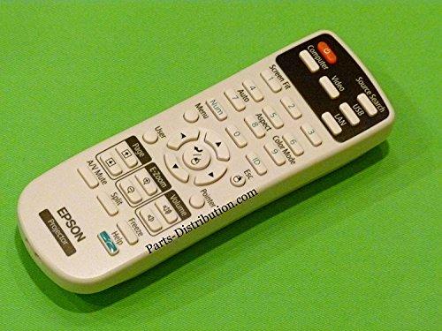 Epson Remote Control: PowerLite 1940W, PowerLite 1945W, PowerLite 1950, PowerLite 1955, PowerLite 1960, PowerLite 1965