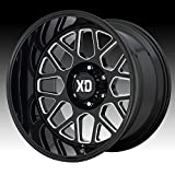 xd wheels 22 - XD Series XD849 22x10 8x6.5