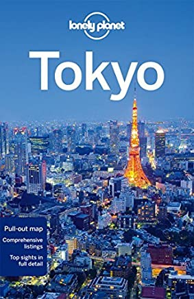 Lonely Planet Tokyo (Travel Guide) by Lonely Planet (2012-08-01)