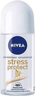 Nivea Stress Protect Zinc Complex Deodorant Roll-on - 50ml/1.69 Ounces