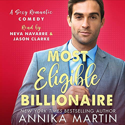 Page de couverture de Most Eligible Billionaire