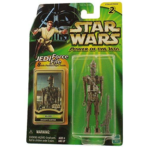 Star Wars Power of the Jedi Bounty Hunter IG-88