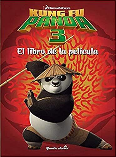 Kung Fu Panda 3. El libro de la película (Dreamworks. Kung Fu Panda)