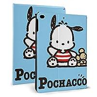 """ポチャッコ Pochacco Ipad 7.9 ケース Ipad 9.7 インチ Ipad Mini4/5ケース Ipad Air1/2 9.7インチ 対応 Ipad Mini4/5 7.9ケース 全面保護型 手帳型 耐衝撃 防塵 軽量 二つ折りスタンド スマートケース Ipad Air1/2 9.7"""""""
