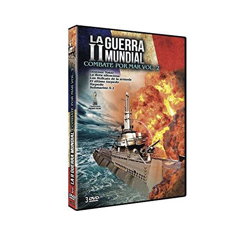 La II Guerra Mundial: Combate Por Mar - Vol. 2 [DVD]