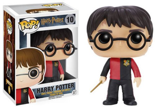 Funko POP! Harry Potter: Harry Potter con el traje del torneo de los tres magos