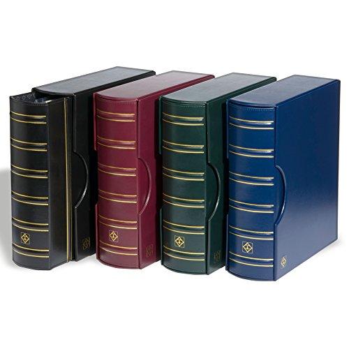 Leuchtturm - Sammelkästen & Behältnisse für Sammlermünzen & Briefmarken in Schwarz