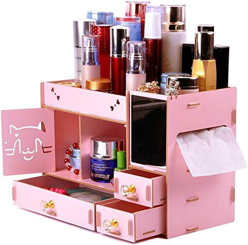 Vanity Organizer for Makeup Un-Assembled