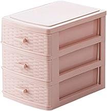 YTXTT Mini gaveta de caixa de armazenamento de mesa, caixa de acabamento de cosméticos multicamadas, estojo de armazenamen...