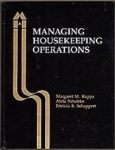 Managing Housekeeping Operations