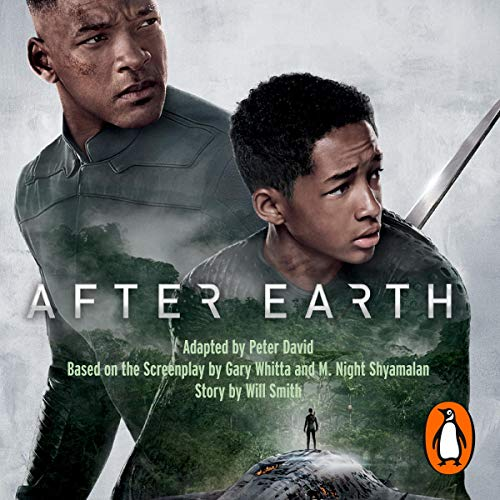 After Earth cover art