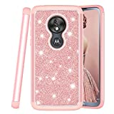COTDINFOR Motorola Moto G7 Play Case Cute Diamond Cover