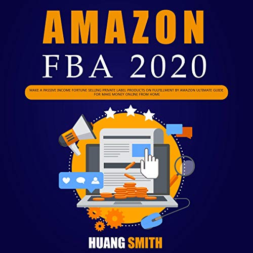 Amazon FBA 2020 audiobook cover art
