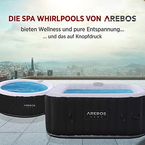 Arebos Whirlpool