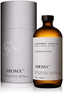 AromaTech Lavender Vanilla for Aroma Oil Scent Diffusers - 120 Milliliter