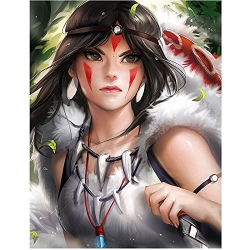 qingqingzijin Imprimir Harman Musashi Pokemon 3D Sexy Anime Girl Art Poster Lienzo Pintura para decoración de Sala de Estar PictureA2454 50 × 70CM sin Marco