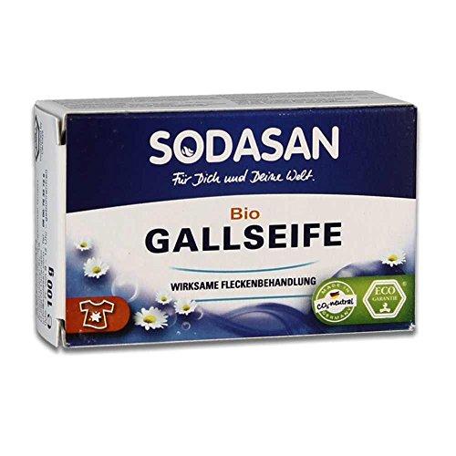 Jabón de Sodasan, 100g