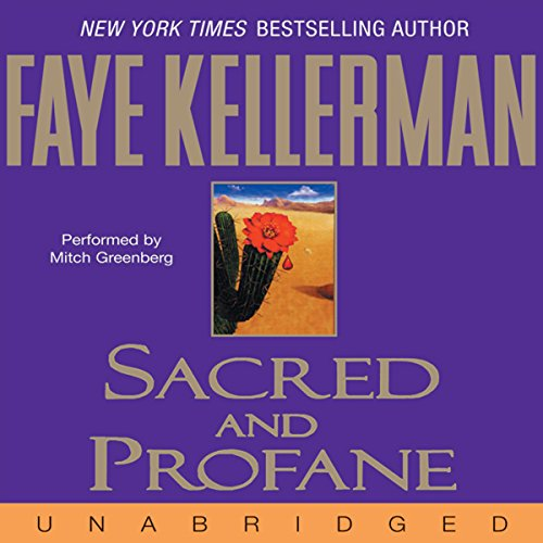 Sacred and Profane audiobook cover art