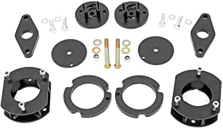 """Rough Country 60300 2.5"""" Lift Kit Compatible w/ 2011-2019 Jeep Grand Cherokee WK2 Suspension System Run up to 33"""" Tires"""