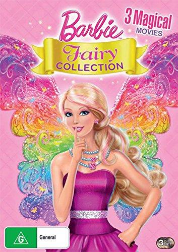 Barbie: A Fairy Secret / Barbie In A Fashion Fairytale / Barbie Fairytopia [Edizione: Australia] [Italia] [DVD]