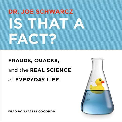 Is That a Fact? Audiobook By Dr. Joe Schwarcz cover art