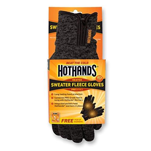 HotHands Sweater Fleece Gloves