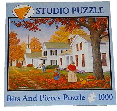 Studio puzzle Bits and Pieces JOHN SLOANE HANDS TO WORK 1000 pc