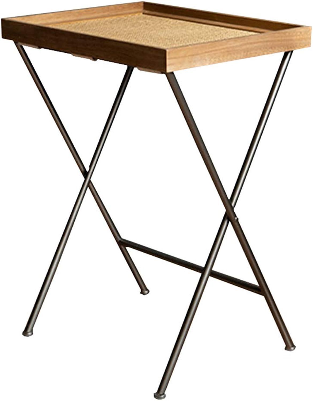 A-Fort Wooden bar Stool bar Stool Wrought Iron Wood bar Stool high Stool Modern Minimalist Creative bar Stool bar Chair Front Chair (45  75cm) (color   Black)