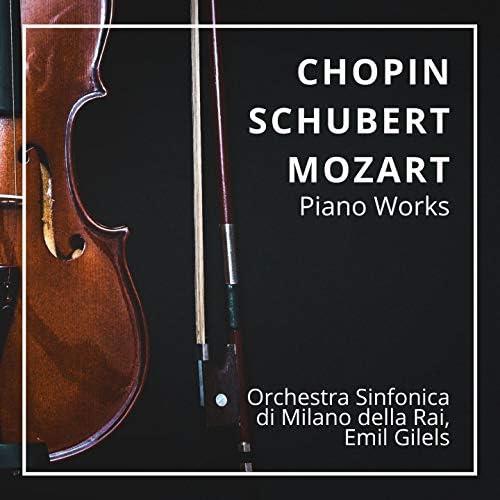 Orchestra Sinfonica Di Milano Della Rai & エミール・ギレリス