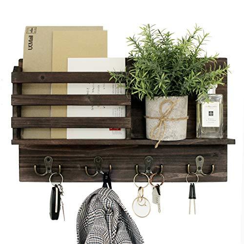 Puroma Cube Storage Organizer 9-Cube Closet Storage Shelves with Wooden Hammer DIY Closet Cabinet Bookshelf Plastic Square Organizer Shelving for Home, Office, Bedroom - Black