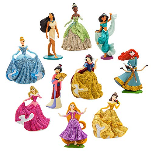 Disney Princess Deluxe Figure Play Set