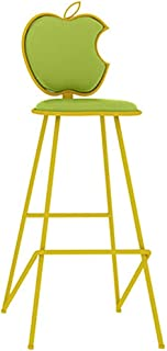 apple green bar stools