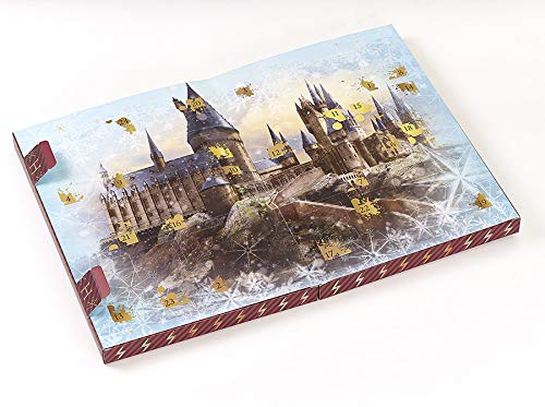 Harry Potter Adventskalender Schmuck Adventskalender silberfarben