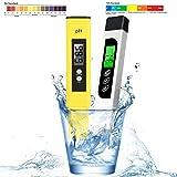 Ph TDS Meter, Probador de Calidad del Agua Medida de...