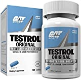GAT Sport Testrol Original, Natural Testosterone Booster for Men - Promote Vitality, Strength and Recovery, 60 Capsules