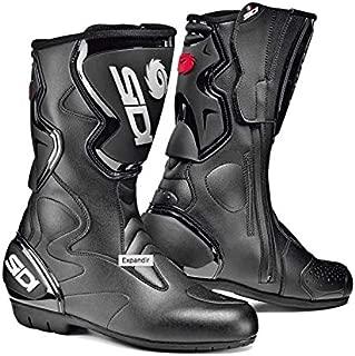 Sidi Boots Fusion Rain Technomicro Black-Black Size EUR 39 USA 6