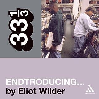 DJ Shadow's 'Endtroducing…' (33 1/3 Series) cover art