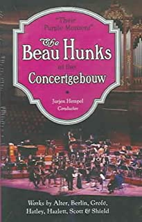 Beau Hunks Live at the Concertgebouw