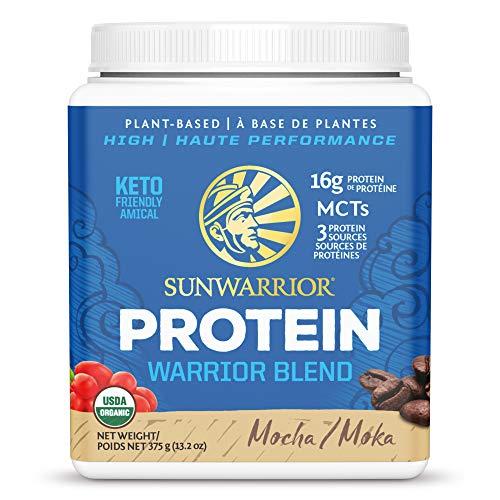 Sunwarrior Warrior Blend Mokka, Organic, 375 g