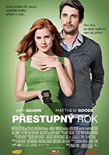 Leap Year Movie Poster (27 x 40 Inches - 69cm x 102cm) (2010) Czechoslovakian -(Amy Adams)(Kaitlin Olson)(Matthew Goode)(Adam Scott)(Peter O'Meara)