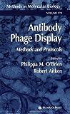 Antibody Phage Display by Philippa M. O'Brien (2001-12-28)