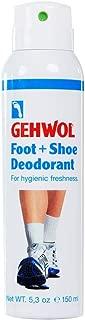 Gehwol Foot & Shoe Deodorant By Gehwol for Unisex - 5.3 Oz Deodorant Spray