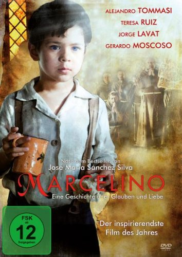 Marcelino (2010) ( Marcelino pan y vino ) ( Marcelino Bread And Wine ) [ NON-USA FORMAT, PAL, Reg.2 Import - Germany ]