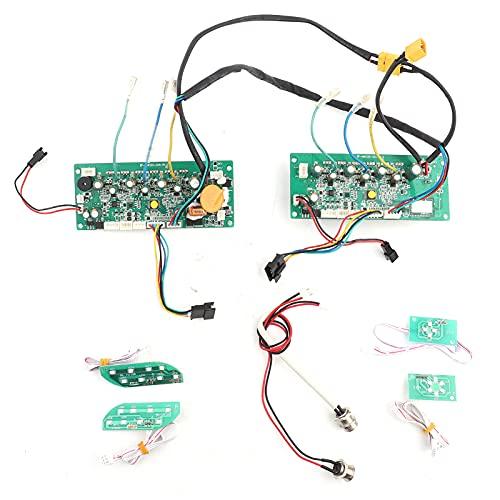 SHYEKYO Controlador de Scooter de Equilibrio de Rendimiento Estable Inteligente de Dos Ruedas, para Scooters eléctricos(36V-CE Power-on Self-Balancing)