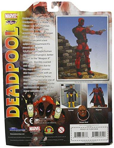 Diamond Select Marvel Select: Deadpool Action Figure (72077)
